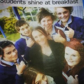 Student's Shine